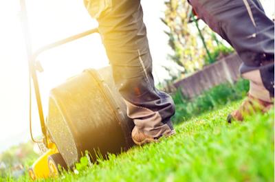 Melville Property Maintenance Cutting Grass